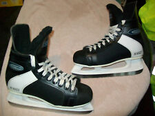 CCM INTRUDER ICE HOCKEY SKATES GREAT SHAPE MEN'S SIZE 11 NEARLY NEW GREAT SHAPE