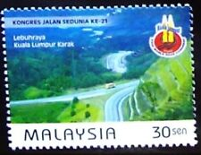 1999 MINT MC243 - 21st  WORLD ROAD CONGRESS, K. lUMPUR