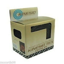 Kinesio Tex Gold Tape -  2 Inch Black