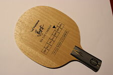 "Yasaka ""Ma Lin Carbon"" Custom-made Table Tennis Bat, w/ NEO Hurricane + MarkV AD"
