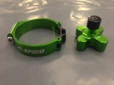 KAWASAKI  KX85  KX 85  2001-2017  APICO LAUNCH CONTROL HOLESHOT DEVICE GREEN