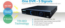 Hi Focus 4 CH 720P HDMI DVR, CCTV Security Camera System 4TB Hard Disk Support