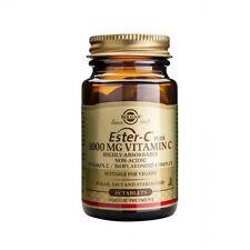 Solgar Ester-C Plus 1000 mg comprimidos de vitamina C 30