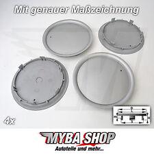 4x COPRIMOZZO COPERCHIO MOZZO 165 mm/137 mm CERCHI COPERCHIO RUOTA AUDI VW 8l0601165d