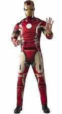 Avengers Age Of Ultron Iron Man Muscle Costume Size 36-38 Marvel Comics 810736