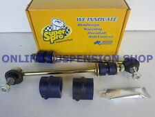 Suits Holden Statesman WH Series 2 WK SUPER PRO Front Sway Bar Bush Kit SUPERPRO