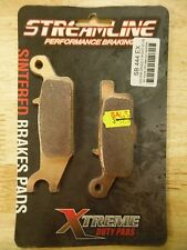 Sb444ex Streamline Brake Pads For Yamaha yfm250 front right pad replacement
