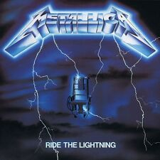 "METALLICA ""RIDE THE LIGHTNING"" CD NEUWARE!"