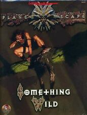 SOMETHING WILD PLANESCAPE SEALED AD&D D&D Module Plane Scape Dungeons Dragons