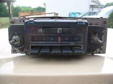 71/72 CHEVELLE SS MONTE CARLO NOVA CAMARO AM-FM RADIO