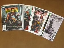 WOLVERINE #20 - 32 NM FIRST PRINTS COMPLETE RUN MARK MILLAR ENEMY OF THE STATE