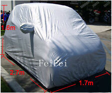 1pc Car Auto body Sun Rain Dust Proof Cover Shield FIT For BENZ SMART fortwo