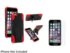 ul  li  b 1X T-Stand Cover Case compatible with Apple iPhone 6 Plus 5.5, Black/