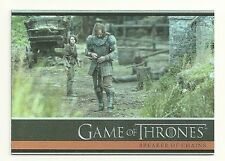 2015 Game of Thrones Season 4 Foil Parallel Card # 7 Breaker of Chains