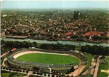 REIMS SOCCER STADIUM STADE AND VELODROME CYCLING FRANCE POSTCARD