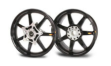 BST Carbon Fiber Rims Wheels Ducati Multistrada 1098 1198 Streetfighter