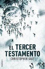 El Tercer Testamento by Christopher Galt (Paperback)