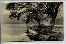 (Gg405-100) Kandy Lake, Sri Lanka, CEYLON c1910 Unused VG