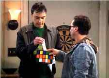 "RUBIK'S CUBE TISSUE BOX COVER - EXACT TV REPLICA FROM ""THE BIG BANG THEORY""!"
