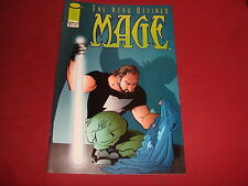 MAGE THE HERO DEFINED #10 Matt Wagner Image Comics 1998 VF/NM
