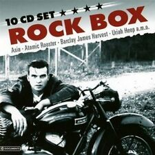 Various Artists - Rock Box (10 CD Set 2011) - 24HR POST