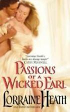 Passions of a Wicked Earl - Lorraine Heath - FREE SHIP