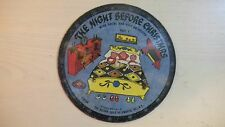 Record Guild America Cardboard Picture Record NIGHT BEFORE CHRISTMAS 78RPM 50s