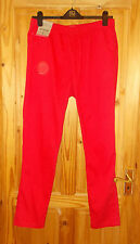 TU scarlet cherry red stretch elasticated waist jeggings jeans leggings BNWT 20