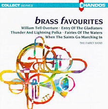 Brass Favourites by Phillip McCann, Marcus Cutts, Fairey Band, Harry Foster...