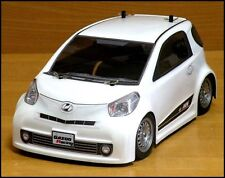 (Chevron MSL032)Toyota iQ GRMN Clear Body Tamiya M03 Wheelbase:210mm ABC