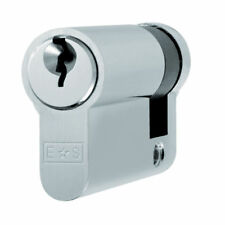 Upvc Door Lock 45mm Single Euro Profile Anti Drill Cylinder Free Fast Delivery