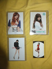AOA CHAN-MI PHOTO CARDS LOT HEART ATTACK, MINI SKIRT, SHORT HAIR US SELLER-MI