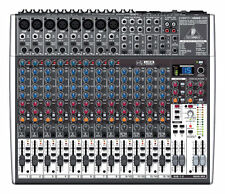 Behringer XENYX X2222USB used 22-Channel Mixer Board w/ USB & FX