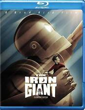 The Iron Giant: Signature Edition Blu Ray Brand New Movie Ships Worldwide