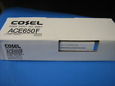 COSEL power supply ace series ACE650F