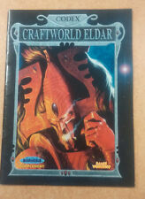 Eldar  Craftworld  Codex  OOP   Warhammer 40K 40,000  Games Workshop