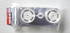 NIP Vintage Tamiya Rear Star-Dish Wheels (1 Pair) 53086 Top Force 58100 DF02 NOS