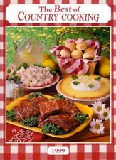 The Best of Country Cooking 1999 Taste of Home Hardcover