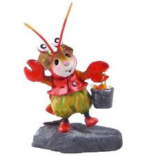 Wee Forest Folk M-491 Happy Lobster