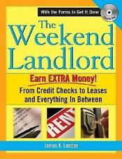 The Weekend Landlord: From Credit Checks and Leases to Necessary Repai-ExLibrary