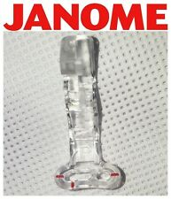 "Janome Embroidery ""P"" Foot - Memory Craft 9900 Plastic"
