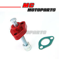 CNC Red Manual Cam Chain Tensioner Fit Honda CBR 600 F4/F4i 99 00 01 02 03 04-06