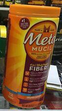 Treehouse: Metamucil Psyllium Husk Sugar Free Supplement 114 Doses 23.3oz