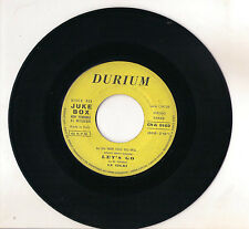 LE TIGRI - LET'S GO - IF YOU DON'T WANT - DISCO JUKE BOX - VG-