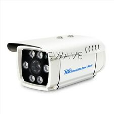 720P 1.0MP HD Power Over Ethernet Outdoor IP CCTV Security Network Camera 16mm