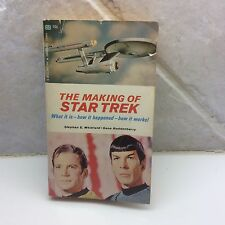 The Making Of Star Trek: What It Is-How It Happened-How it Works 1st Printing 68