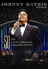 Johnny Mathis: Gold - A 50th Anniversary Celebration [DVD] [2006], Good DVD, ,