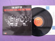 "The Best of The Clarke - Boland Big Band. 12"" Vinyl Album (12A541)"