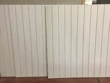Primed Moisture Resistant tongue & groove wall cladding panel panelling 120 x120