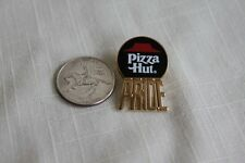 "PIZZA HUT RESTAURANT ""Pride""  Collectible Enamel Lapel or Hat Pin"